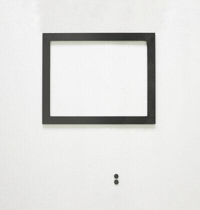 Philippe Decrauzat, 'END', 2020