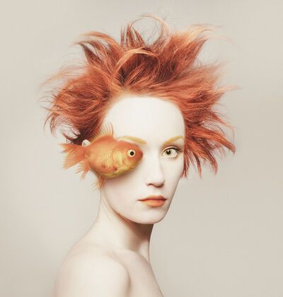 Flóra Borsi, 'Fisheye', 2016