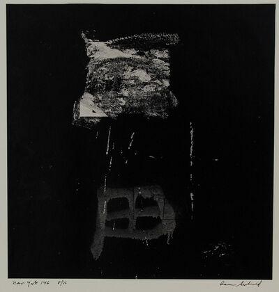 Aaron Siskind, 'New York, 146', 1976