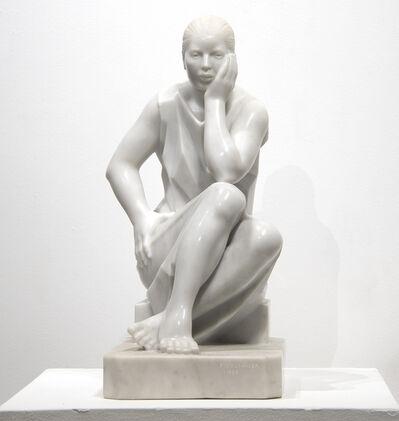 Felipe Castaneda, 'Provinciana', 1990