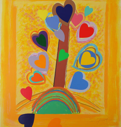 Sir Terry Frost, 'Love Tree', 2003