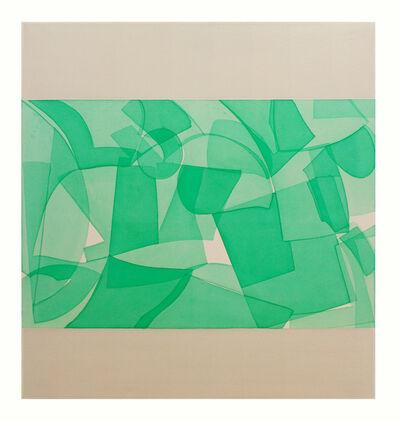 Shawn Kuruneru, 'Water Phthalo Green Blue Shade, ', 2016