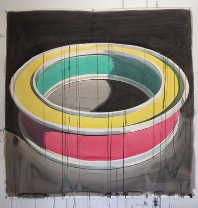 Alexandre Arrechea, 'El circulo del poder', 2017
