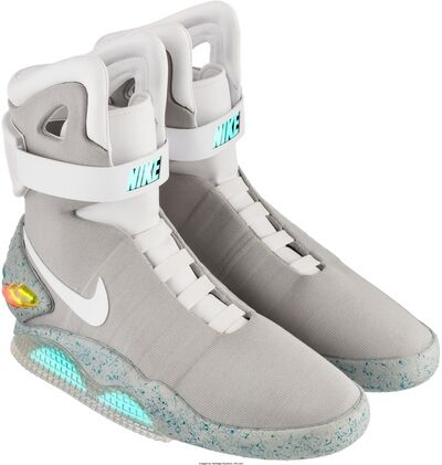 Nike, 'Air Mag (Back to the Future)', 2011