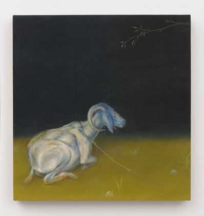 Tom Knechtel, 'A goat for Bob Baruch', 2018-2019