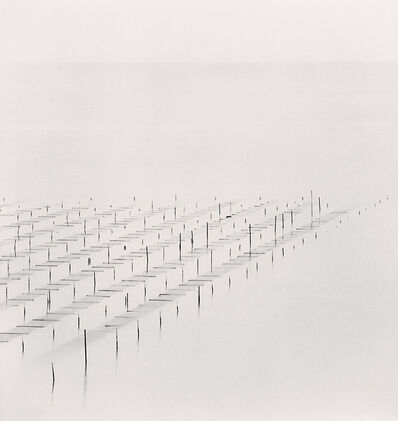 Michael Kenna, 'Floating Seaweed, Jeung-do, Shinan, South Korea', 2012