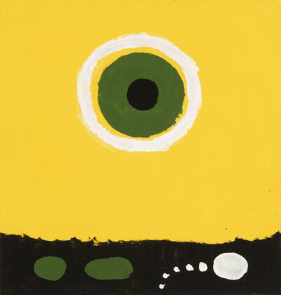 Adolph Gottlieb, 'Untitled 6715', 1968