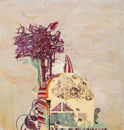Ryan Wallace, 'In Staring the Future of Peripatetic Ways', 2006