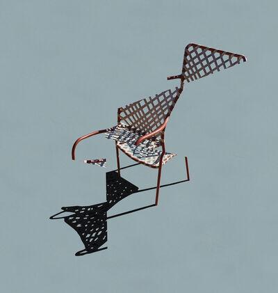 Michael Jantzen, 'Deconstructing my Lawn Chair', 2016