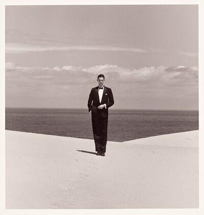 Shoji Ueda, 'Tuxedo', 1980
