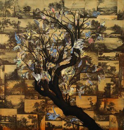 Patrick LoCicero, 'Bird Landscape', 2018