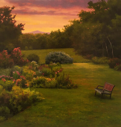 Scott Prior, 'Backyard, Heath', 2018