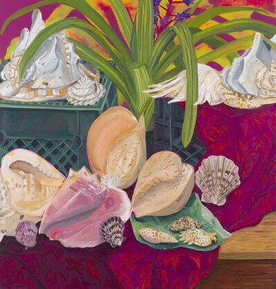 Anna Valdez, 'Shell Collection', 2018