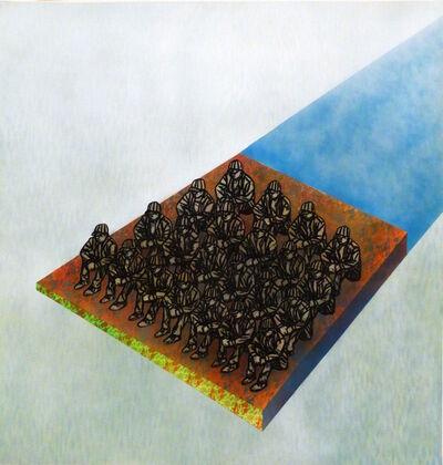 Peterson Kamwathi, 'Sayari (Heavenly Body)', 2017