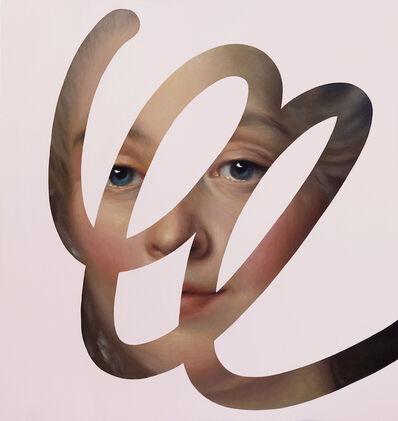 Lino Lago, 'Fake Abstract (Francois Hubert Drouais)', 2020