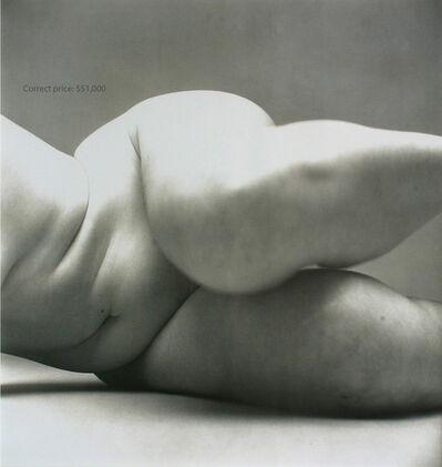 Irving Penn, 'Nude No. 57', 1949-1950