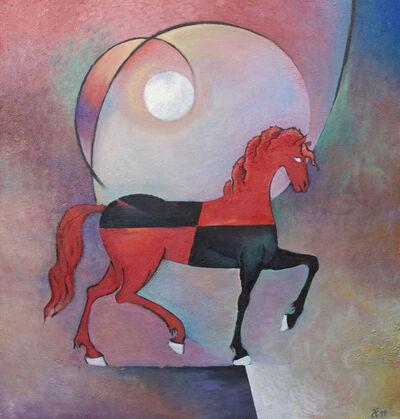 Alexandre Egorov, 'Fool's Horse', 2019