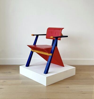 Fred Baier, 'Pyramid Chair I', 2014 (designed 1978/9)