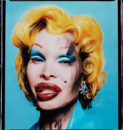David LaChapelle, 'Amanda - Warhol's Marilyn', 2003