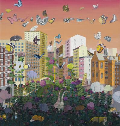 Zhang Gong, 'Metropolis No.6', 2016