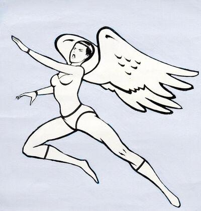 George Penon Cassallo, 'The Vengeful Angel', 2015