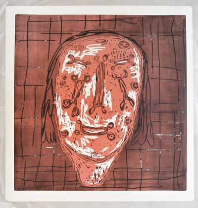 Markus Lüpertz, 'Männer ohne Frauen', 1994