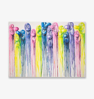 Kenny Scharf, 'Sloppy Melt ', 2018