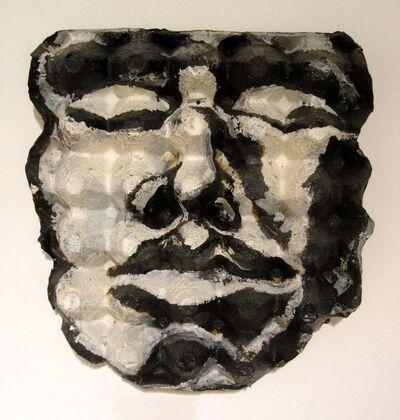 Luis Frangella, 'Face Carton', 1984