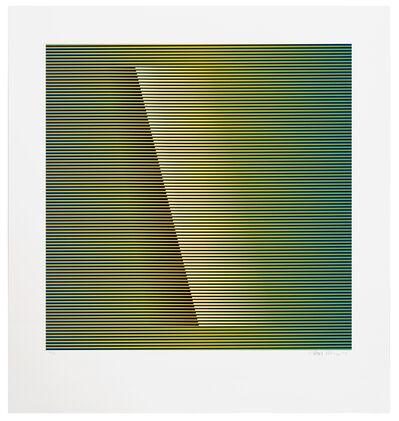 Carlos Cruz-Diez, 'Color Aditivo Medellin 2', 2012