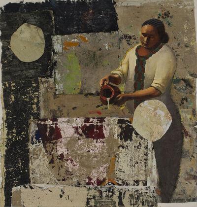 Ermias Kifleyesus, 'Pancake No Injera', 2019