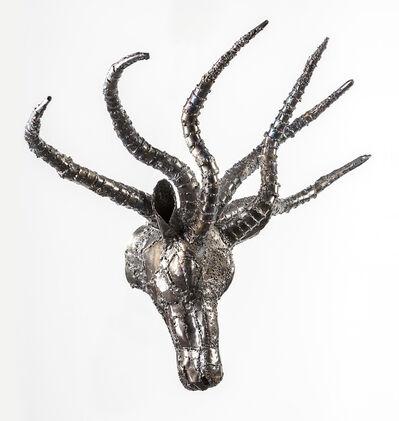 Büşra Kölmük, 'Six-horned Antelope', 2018