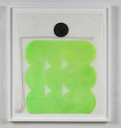 Vicki Sher, 'Spring Formal, Green', 2021