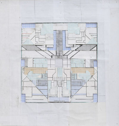 Philip Metten, 'C-085', 2017