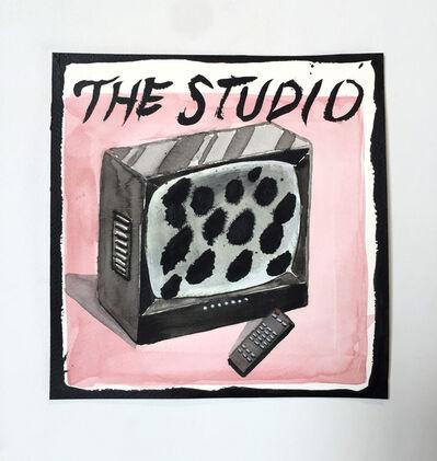 Emily Mae Smith, 'The Studio (Emissions)', 2014