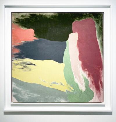 Friedel Dzubas (1915-1994), 'Early Race ', 1981