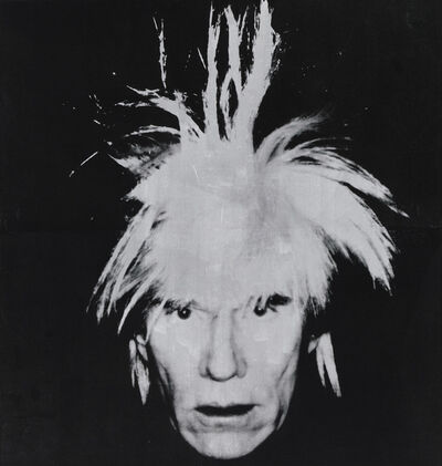 Andy Warhol, 'Self-Portrait  203,2 x 193,5 cm  ', 1986