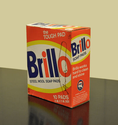 Andy Warhol, 'Brillo Stell Wool Soap Pads', 1977