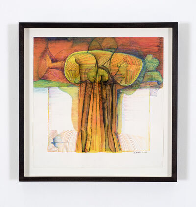 Ibrahim El-Salahi, 'The Tree', 2001
