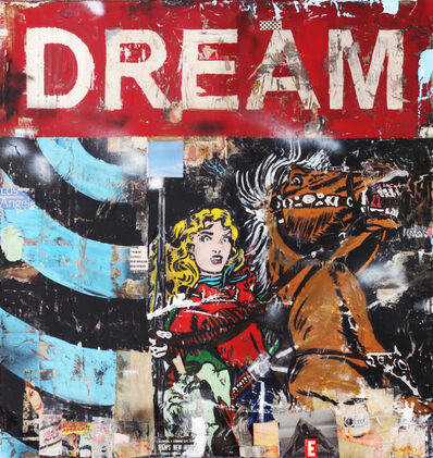 Greg Miller, 'DREAM', 2019