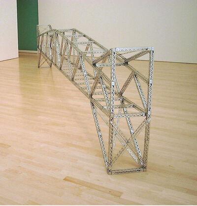 Chris Burden, '21 Foot Truss Bridge', 2003