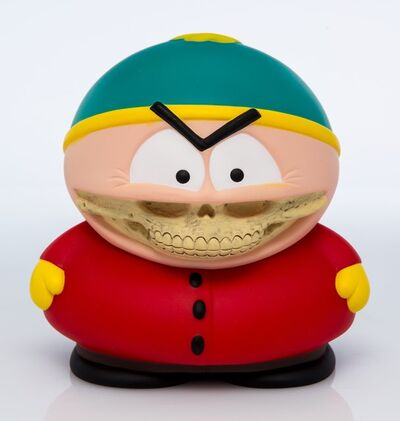 Ron English, 'Cartman Grin', 2017