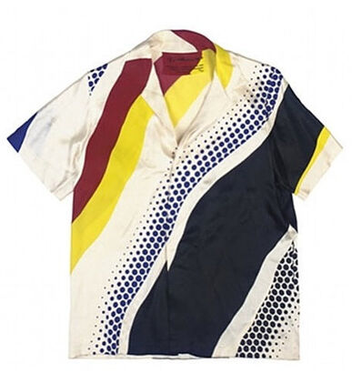 Roy Lichtenstein, 'Untitled (Shirt) ', 1979