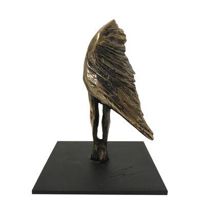 Marie-Josée Roy, 'Sous l'aile d'un ange', 2018