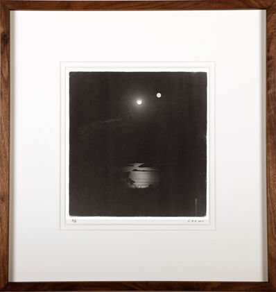 Cai Dongdong, 'Been Moved Moon', 2015