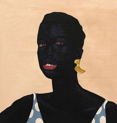 Kwesi Botchway, 'Rebel Gaze', 2020
