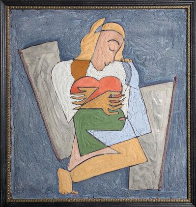 Alexander Raymond Katz, 'Narcissist', ca. 1965