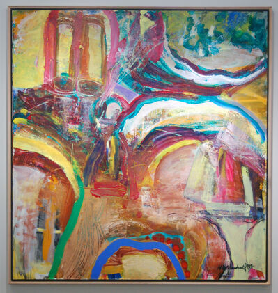 Michael Marshall, '#6 Untitled: Voyant ', 1994