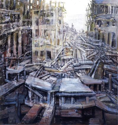 Li Hu, 'Empty City', 2014