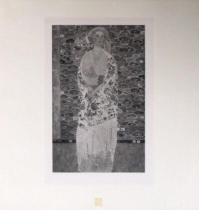 Gustav Klimt, 'Portrait of Frau Dr. Viktor Zuckerkandl [Das Werk Gustav Klimts]', 1914