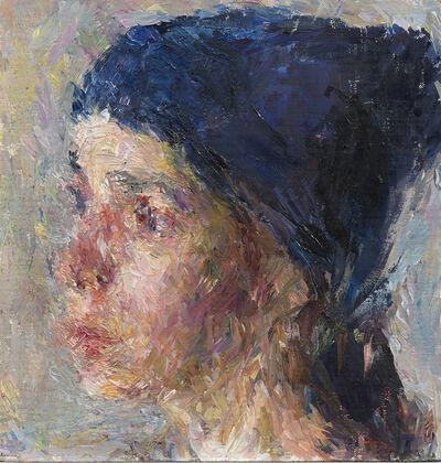Daniel Enkaoua, 'Sarah en bonnet bleu', 2014-2017